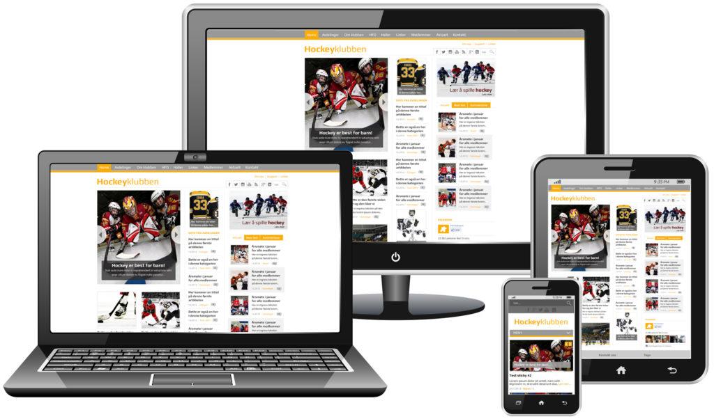 Hvorfor responsiv webside?